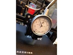 Ender 3 dial gauge holder