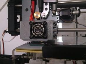 Fan Hotend Fabrikator 3D