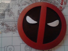 Deadpool buckle
