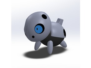 Aron - Steel/Rock Pokemon