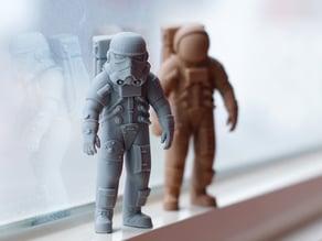 Stormtrooper Astronaut