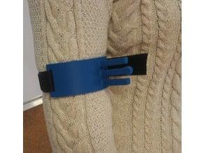 OT student project : bra threading aid / aide à l'enfilage du soutien gorge