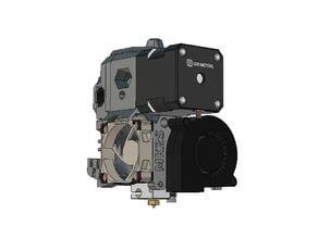 Bear Extruder MK2S