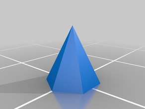 Hexagonal Pyramid