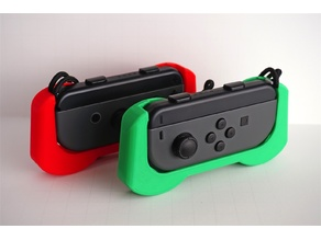 Single Joy-Con Grip - Nintendo Switch Joycon Controller Holder