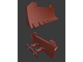 Bulldozer Blade