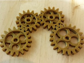 Gears for custom cog work