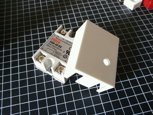 Fotek Solid State Relay SSR 40A - Arduitronics