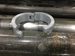 60mm PIP Shaft Spacer