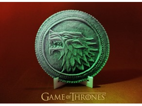Game Of Thrones coin