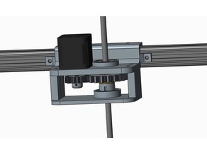 3Drag Central z-axis