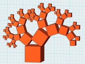 Pythagoras Tree 345