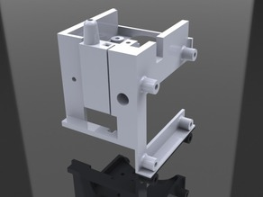 UP! Modified Extruder Feeder *No Moving Parts* V2