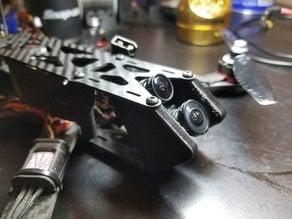 Dual FPV Camera Mount