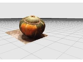 Photogrammetry gourd