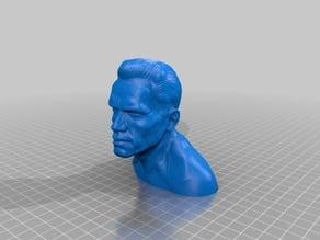 Arnold Schwarzenegger Bust