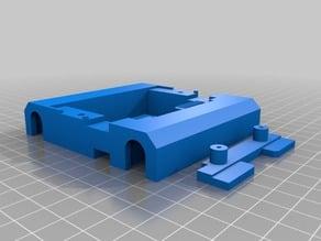 Wanhao D4S Plastic Parts