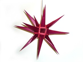 Moravian star - Herrnhuter Stern