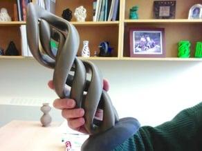 Spiral Award Trophy