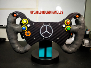 AMG GT3 Wheel Kit for Thrustmaster