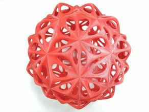 Openwork Sphere