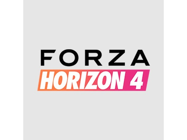 Forza Horizon 4 Motorsports Xbox Race Car Game By