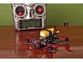 Micro HD Quadcopter Frame - The Kestrel