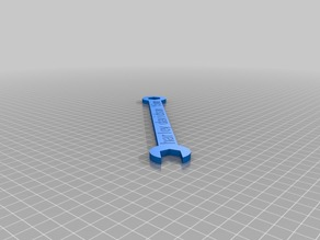 My Customized Wrench 15mm harley davidson