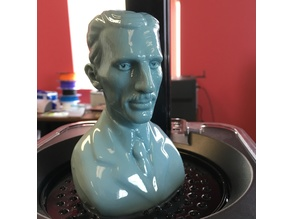 Nikola Tesla Full Bust