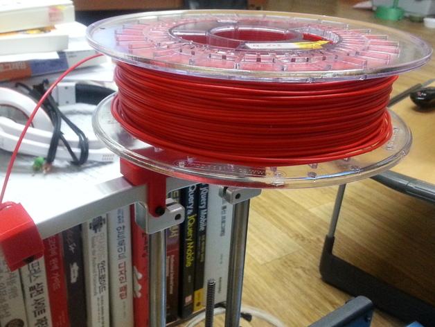 PrintrBot Simple Filament Spooler