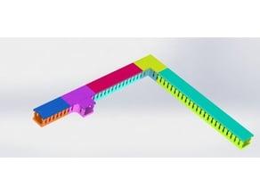 WireZipper 2020 Series Modular Wire Management!