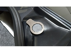 Tesla Model 3 Taillight Wrench