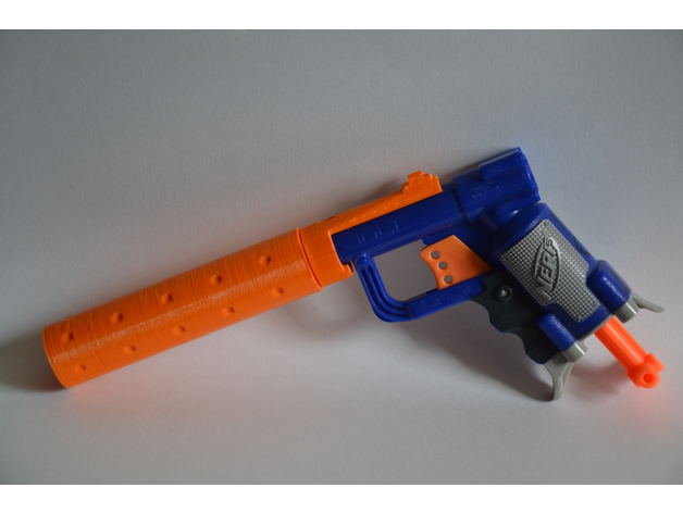 Nerf N-Strike Jolt Blaster Wave 2 Set - Green and Orange