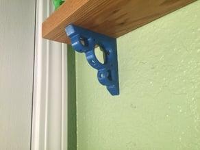 """4"""" Shelf bracket"""