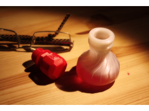 Wizard Potion Bottle