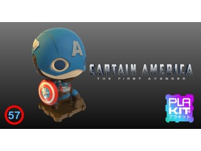 Captain America The First Avenger Version