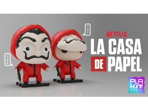 LA CASA DE PAPEL / MONEY HEIST (Netflix Series)