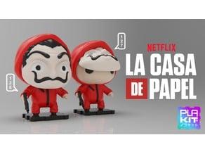 LA CASA DE PAPEL / MONEY HEIST (Netflix Series)