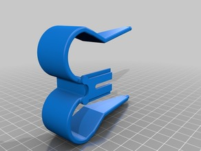 Hotshoe mount for flash diffuser