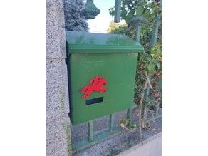 Mail box logo