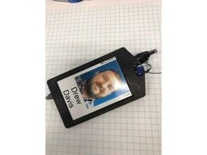 Work Badge Case