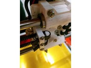 Hypercube easy Belt tensioner
