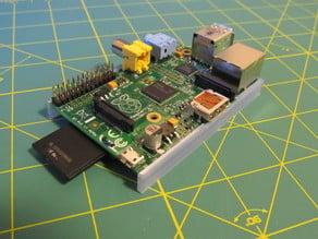 Minimal Raspberry Pi Case