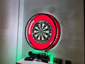 Dart LED Target Corona