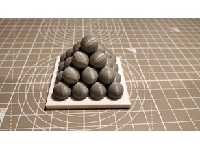 Pyramid Puzzle 4x4x4