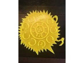 Model of the Sun