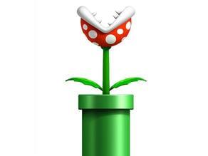 Mario bros plant