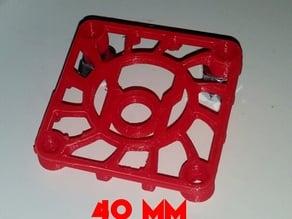 Red Lantern Fan Guard 40mm