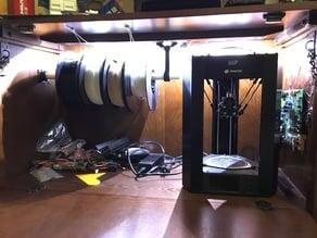 Hanging Filament Holder
