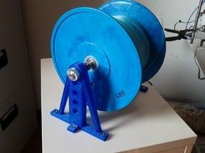 Expandable Spool Rack